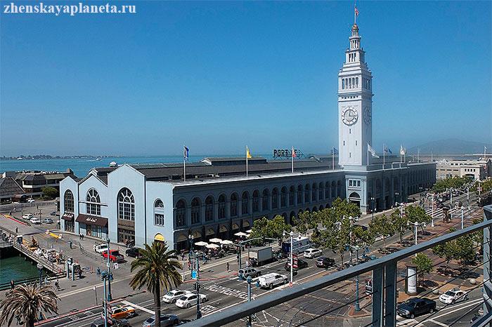 Достопримечательность-Сан-Франциско