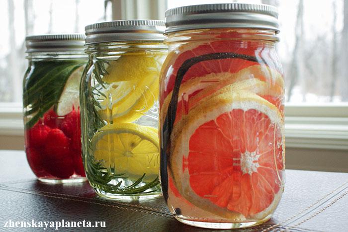 Как сделать ароматизированную водку?