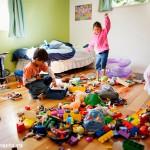 Где хранить детские игрушки?