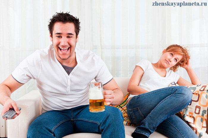 мужские привычки