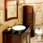 Маленькая ванная – 5 дизайнерских решений