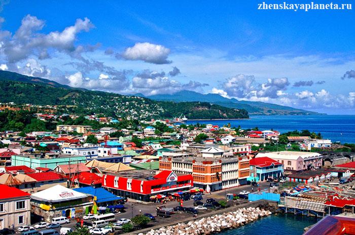 остров-Доминика---райский-уголок