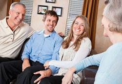 Общение с родственниками: руководство для супругов