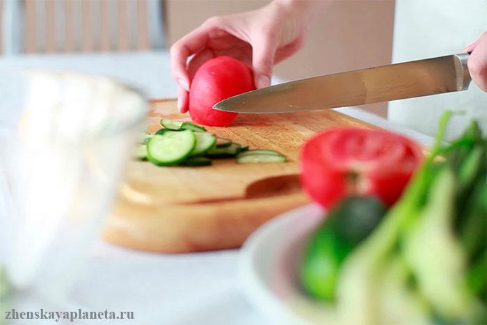 самые полезные овощи - помидоры