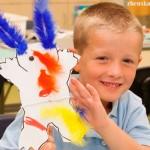 Детское творчество или развлечения для всей семьи