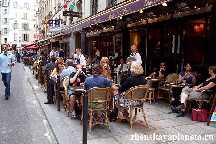 бистро-в-Париже