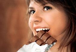 Удивительная польза шоколада