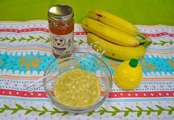 Банановая маска для лица с мёдом – просто и со вкусом