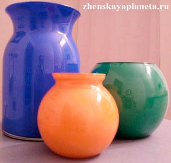 декоративные-вазы