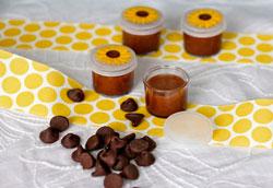 Как сделать бальзам для губ со вкусом шоколада?