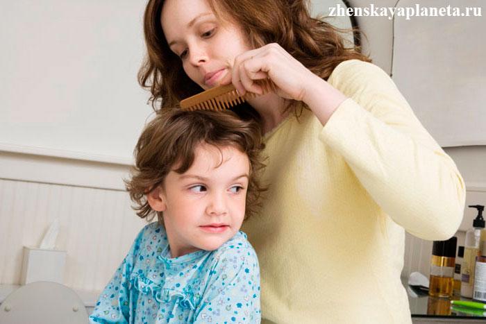 Вши у детей – как не допустить появления паразитов