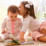 Дети-погодки: риски и преимущества