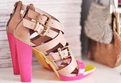 Обувь своими руками – делаем стильные босоножки
