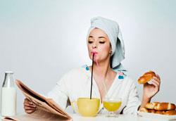 Как правильно питаться – умный и здоровый завтрак