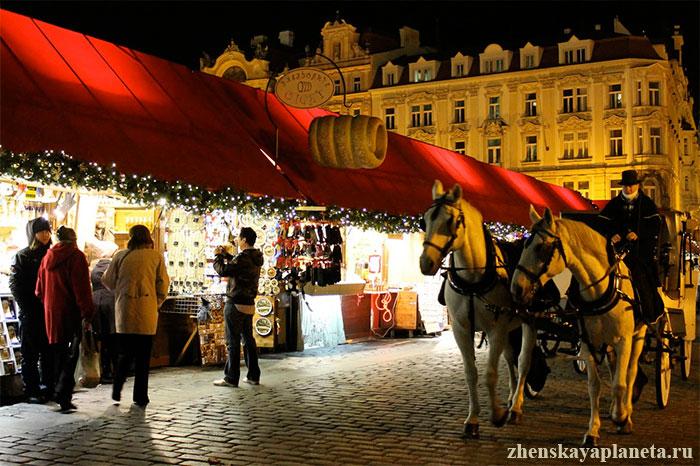 Настоящее Рождество в Европе