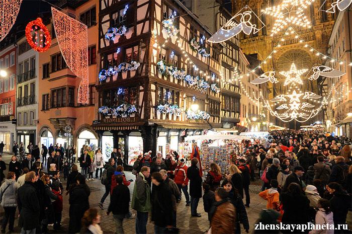 Страсбург---Франция
