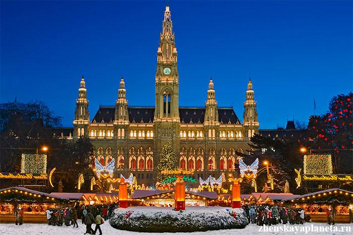 Вена---Австрия