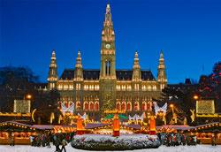 Рождество в Европе: 5 праздничных городов Старого Света
