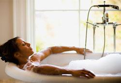 Как сделать пену для ванны – самый простой рецепт
