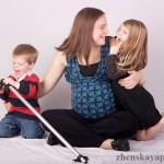 Секреты счастья для занятых мамочек