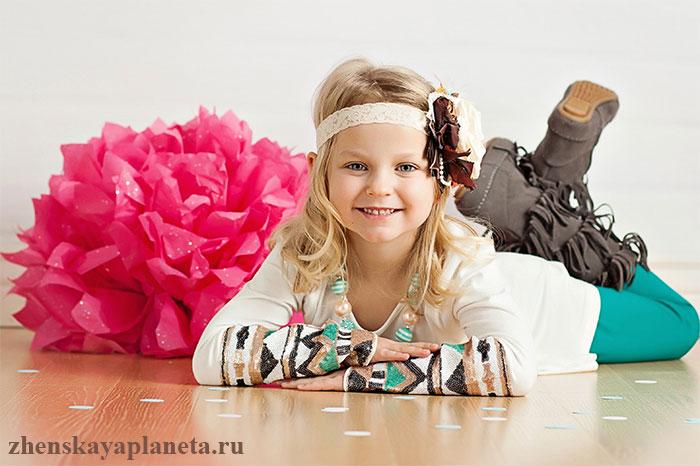 Детская одежда: выбираем вместе с ребёнком