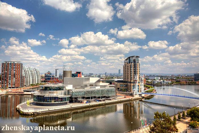 лучшие города для жизни в Англии