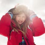 Утепляем детей к зиме!
