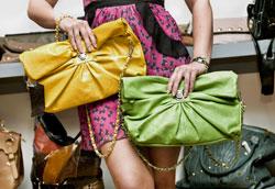 Выбор сумок для привлекательных дам
