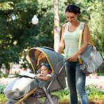 На что обратить внимание при выборе детской коляски?