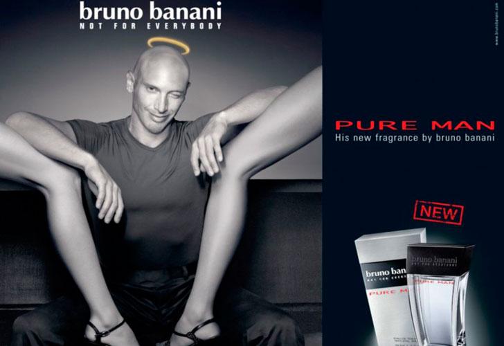 туалетная вода Pure Man от Bruno Banani