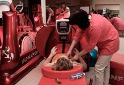 Как действует вакуумный тренажер от целлюлита?