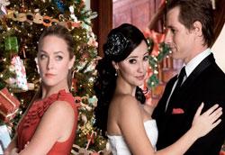 Рождественская сказка: все началось с поцелуя