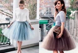 Пышная юбка как образ жизни