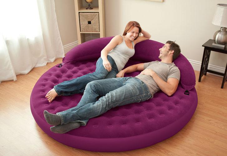 надувная-кровать