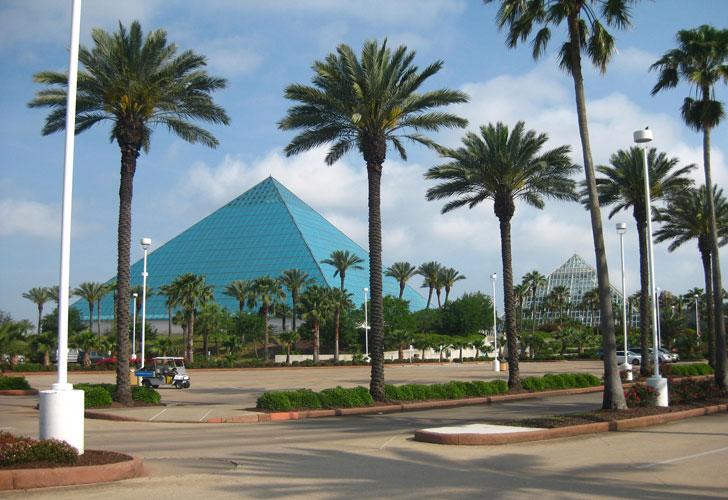 туристический-комплекс-Moody-Gardens