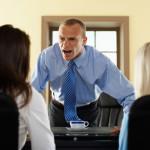 Как и за что ругать подчиненных? Вредные советы