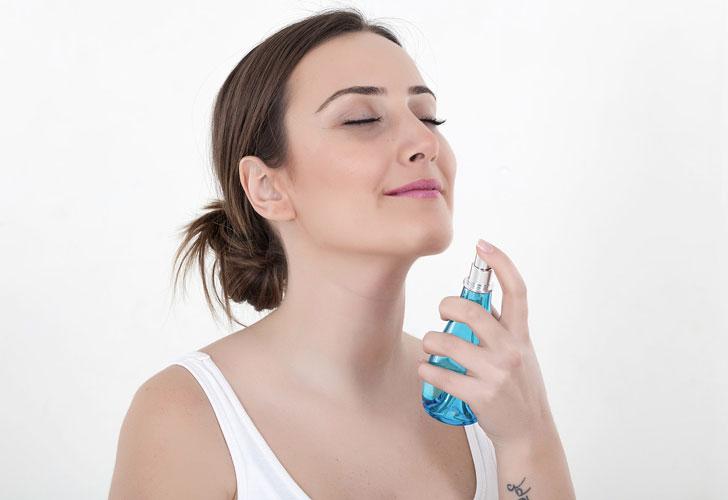 как сделать фиксатор макияжа