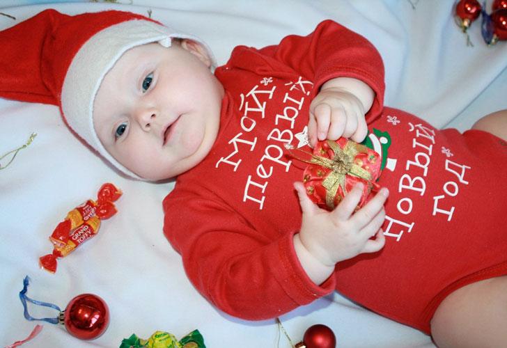 грудничок-в-костюме-новогоднего-эльфа