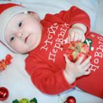 Новый год с грудным ребенком: 5 советов для мамочек