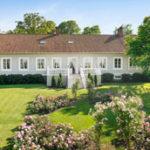 Классический сад в европейском стиле