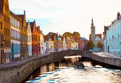 5 причин посетить Брюгге, путешествуя по Европе