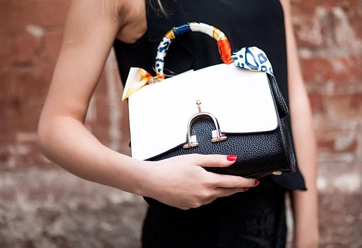 как распознать поддельную сумочку