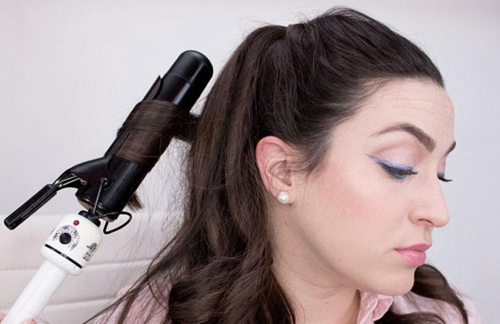 как-удлинить-волосы-с-помощью-плойки
