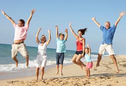 10 причин для семейного путешествия этим летом