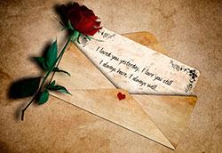 Как написать любовное письмо?