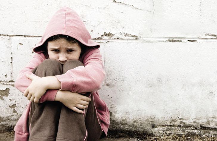 одинокий-ребенок