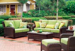Как правильно выбирать садовую мебель?