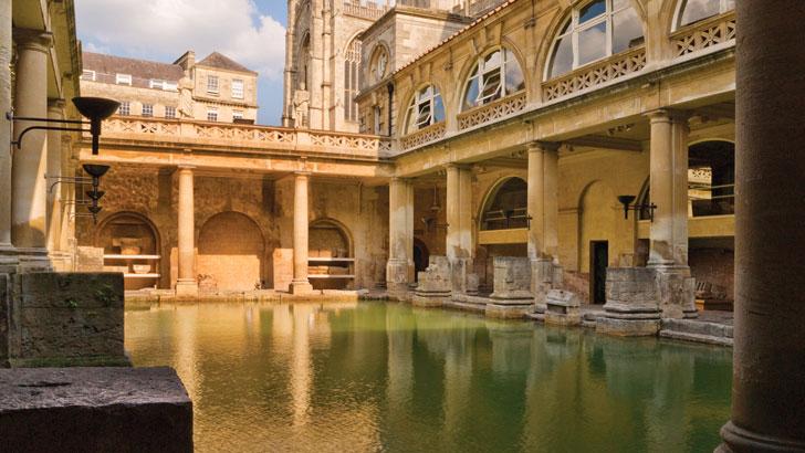римские-бани