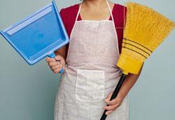 5 советов по хозяйству для работающей мамы