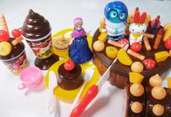 Как избавить пластиковые игрушки от неприятного запаха?